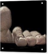 New Photographic Art Print For Sale   Best Foot Forward Acrylic Print