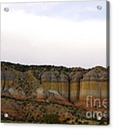 New Photographic Art Print For Sale Breaking Bad Country New Mexico Acrylic Print