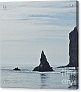 New Photographic Art Print For Sale Californian Channel Islands And Pacific Ocean 2 Acrylic Print