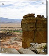 New Photographic Art Print For Sale Ghost Ranch New Mexico 10 Acrylic Print