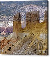 New Photographic Art Print For Sale Ghost Ranch New Mexico 9 Acrylic Print