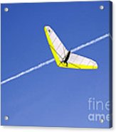 New Photographic Art Print For Sale Hanggliding 7 Acrylic Print
