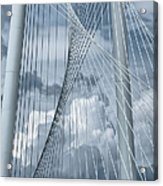New Skyline Bridge Acrylic Print