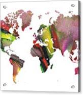New World Order Acrylic Print