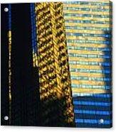 1984 New York Architecture No2 Acrylic Print