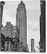 New York City - Usa Acrylic Print