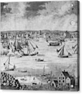 New York City, 1717 Acrylic Print