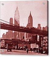 New York City Fine Art 102 Acrylic Print
