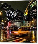 New York City - Greenwich Village 001 Acrylic Print
