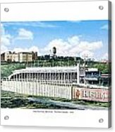 New York City New York - The Polo Grounds - 1900 Acrylic Print