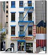 New York City Storefront 5 Acrylic Print