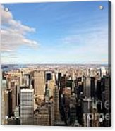 New York City View Acrylic Print