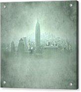 New York Fantasy Acrylic Print