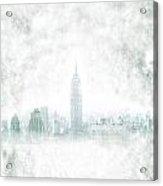 New York Fantasy IIi Acrylic Print