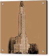 New York Landmarks 1 Acrylic Print
