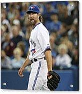 New York Mets V Toronto Blue Jays Acrylic Print