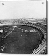 New York Motordrome, C1912 Acrylic Print