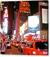 New York  New York Acrylic Print