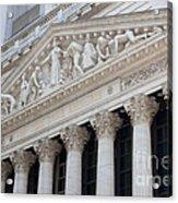 New York Stock Exchange I Acrylic Print