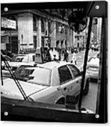 New York Street Photography 14 Acrylic Print