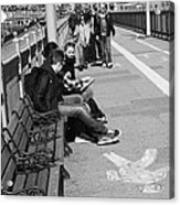 New York Street Photography 15 Acrylic Print