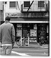 New York Street Photography 25 Acrylic Print