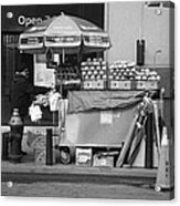 New York Street Photography 6 Acrylic Print