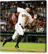 New York Yankees V Houston Astros Acrylic Print
