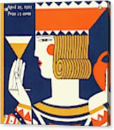 New Yorker April 25th, 1925 Acrylic Print