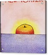 New Yorker April 9th 1979 Acrylic Print