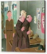 New Yorker August 12, 1944 Acrylic Print