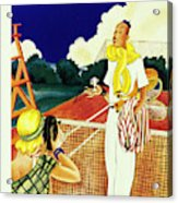 New Yorker August 29 1931 Acrylic Print