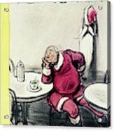 New Yorker December 14 1935 Acrylic Print
