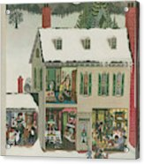 New Yorker December 21st, 1946 Acrylic Print