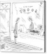 New Yorker December 27th, 1999 Acrylic Print