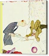 New Yorker February 11 1928 Acrylic Print