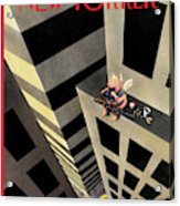 New Yorker February 15th, 1999 Acrylic Print