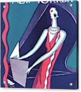 New Yorker January 16th, 1926 Acrylic Print
