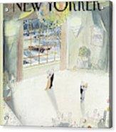 New Yorker January 5th, 1987 Acrylic Print