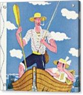 New Yorker July 30th, 1932 Acrylic Print