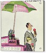 New Yorker June 21st, 1969 Acrylic Print