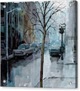 New Yorker March 12th, 1966 Acrylic Print