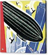 New Yorker May 10th, 1930 Acrylic Print