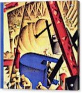 New Yorker May 2 1931 Acrylic Print