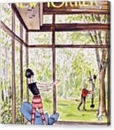 New Yorker May 20th 1967 Acrylic Print