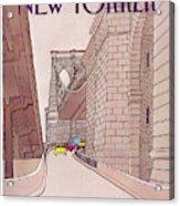 New Yorker November 14th, 1983 Acrylic Print