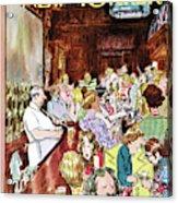 New Yorker November 27th, 1971 Acrylic Print