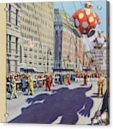 New Yorker November 29th, 1952 Acrylic Print