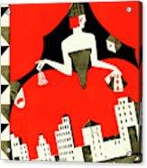 New Yorker October 10th, 1925 Acrylic Print