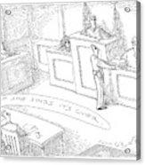 New Yorker September 14th, 1998 Acrylic Print